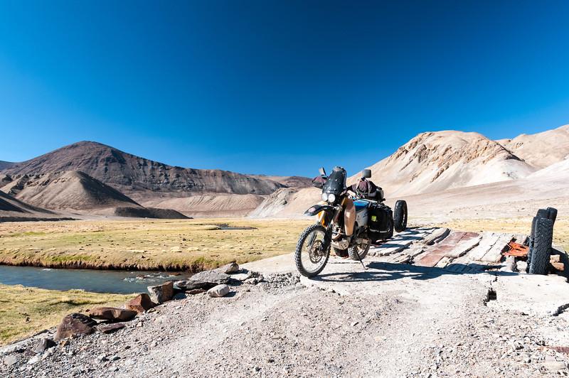Bartang Valley nr Karakul. Tajikistan