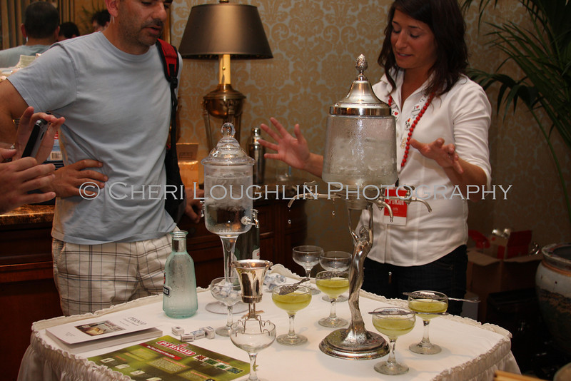TOTC Pernod Absinthe 8