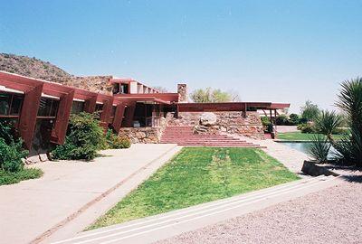 5/18/00 Taliesen West, Scottsdale, AZ