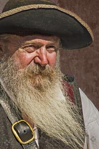 The Bearded Man - Judith Sparhawk