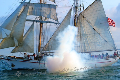 Tall Ships Cannon Battle