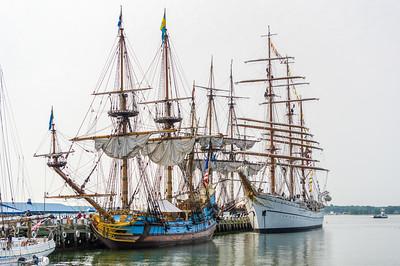 Tall Ships - Greenport, NY