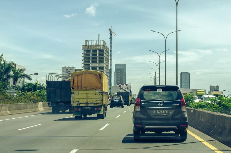 Jalan Tol TB Simatupang
