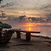 Sunrise at Bama Beach
