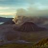 Puffing Mount Bromo