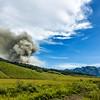 An Active Volcano Around the Corner