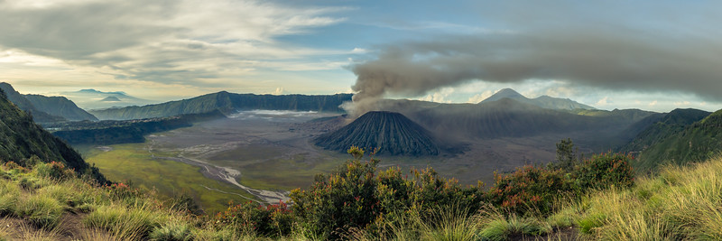 Tengger Caldera from Love Hill