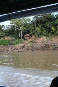 Tambopata River.