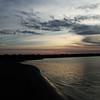 Sunset at Monkey Island