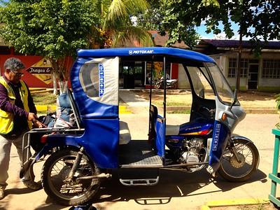 Puerto Maldonado's version of taxis :)