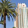 My hotel from the Riverwalk...