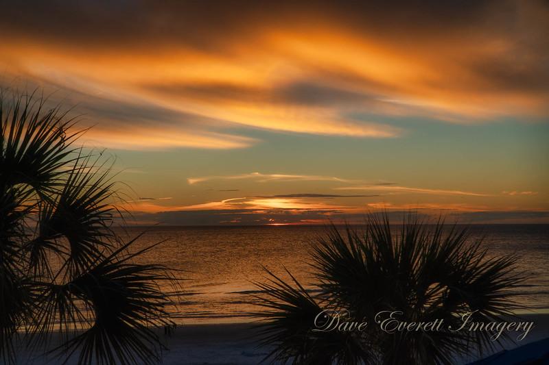 Sunset on Redington Beach, FL