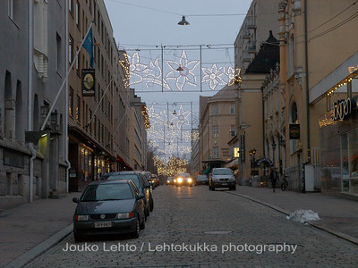 Tampereen Joulunavaus - Christmas Season Opening  at Tampere 2009