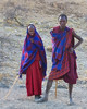 Ngorongoro Conservation Area-Tanzania, a Masai Couple