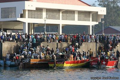 T 01_25 Dar Es Salaam Vismarkt