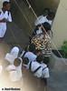T 01_18 Dar Es Salaam_Te laat=stokslag in handpalm