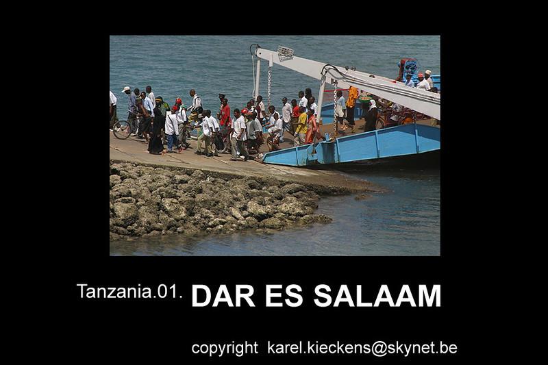 T 01_00 Dar Es Salaam