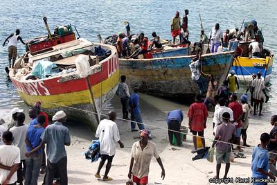 T 01_22 Dar Es Salaam Vismarkt