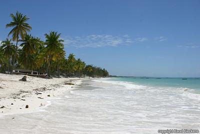 T 03_25 Oostkust Zanzibar Jambiani