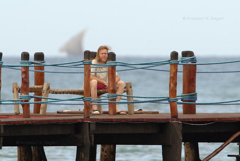 Captain Ahab (aka Peter)