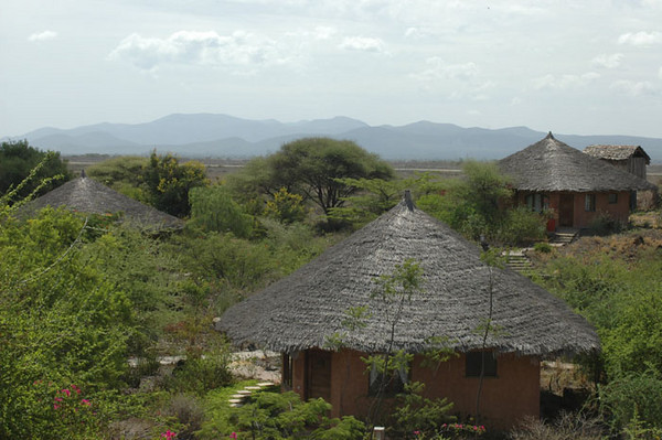 The KIA Lodge rooms in Arusha