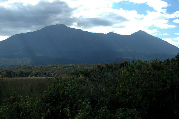 Visited Arusha National Park, where we saw Mt Meru, second highest mountain in Africa