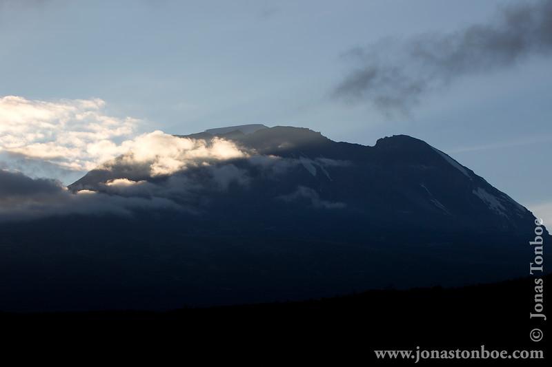 Shira 1 Camp at 3500 Meters - Mt. Kilimanjaro Summit