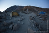 Barafu Camp at 4550 Meters - Camp and Mt. Kilimanjaro Summit