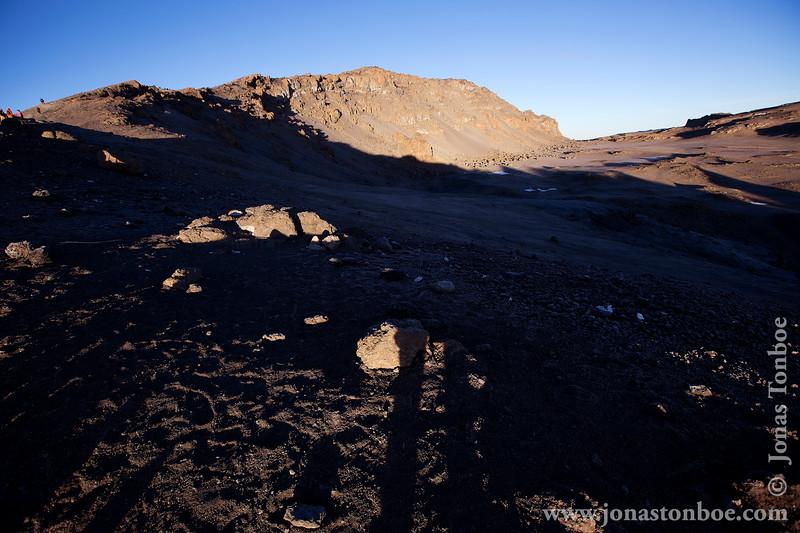 Stella Point at 5685 Meters - Mt. Kilimanjaro Summit