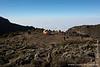 Barranco Camp at 3950 Meters