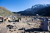 Barranco Camp at 3950 Meters - Barranco Valley and Mt. Kilimanjaro Summit