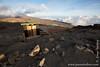 Barafu Camp at 4550 Meters - Toilets
