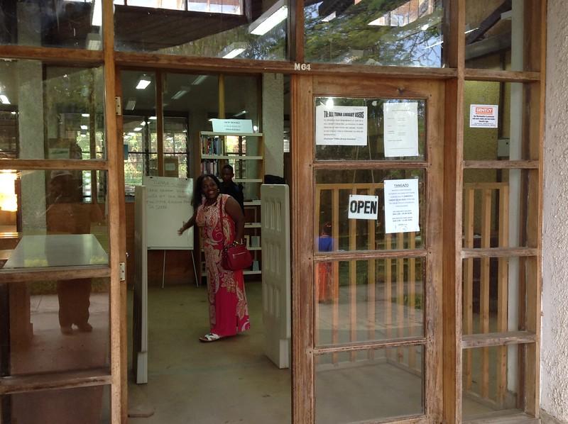 A tour of Makumira Seminary campus. Photos by Eva J Yeo
