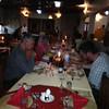 Dinner at Bougainvillea Safari Lodge. Photo by Eva J Yeo