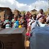 School children singing. Photo by Patti Austin