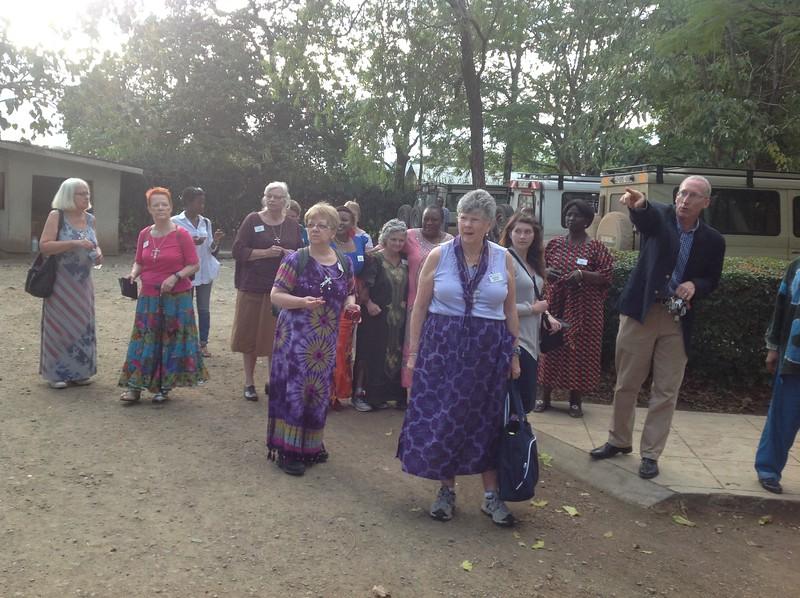A tour of Makumira Seminary given by Randall Stubbs. Photos by Eva J Yeo