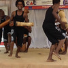 Dance performers at the Cultural Arts Centre at Makumire. Video by Eva J Yeo