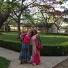 A tour of Makumira Seminary campus. Patti Austin and Pastor Esther Ngomuo. Photos by Eva J Yeo