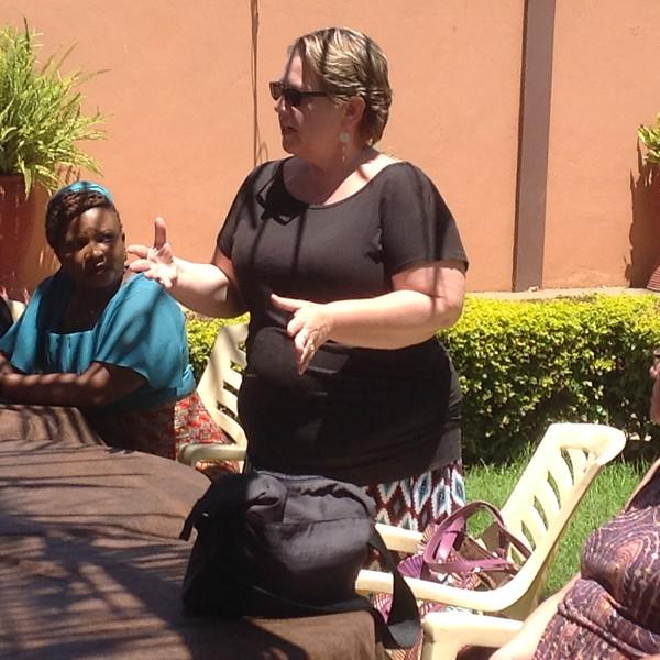 Brenda Kimaro, Arusha, Tanzania. Photo by Eva J Yeo