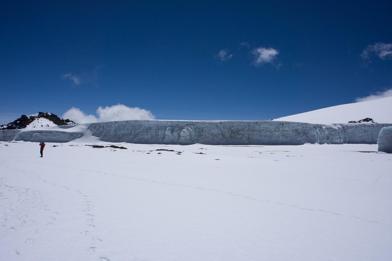 Furtwangler Glacier.