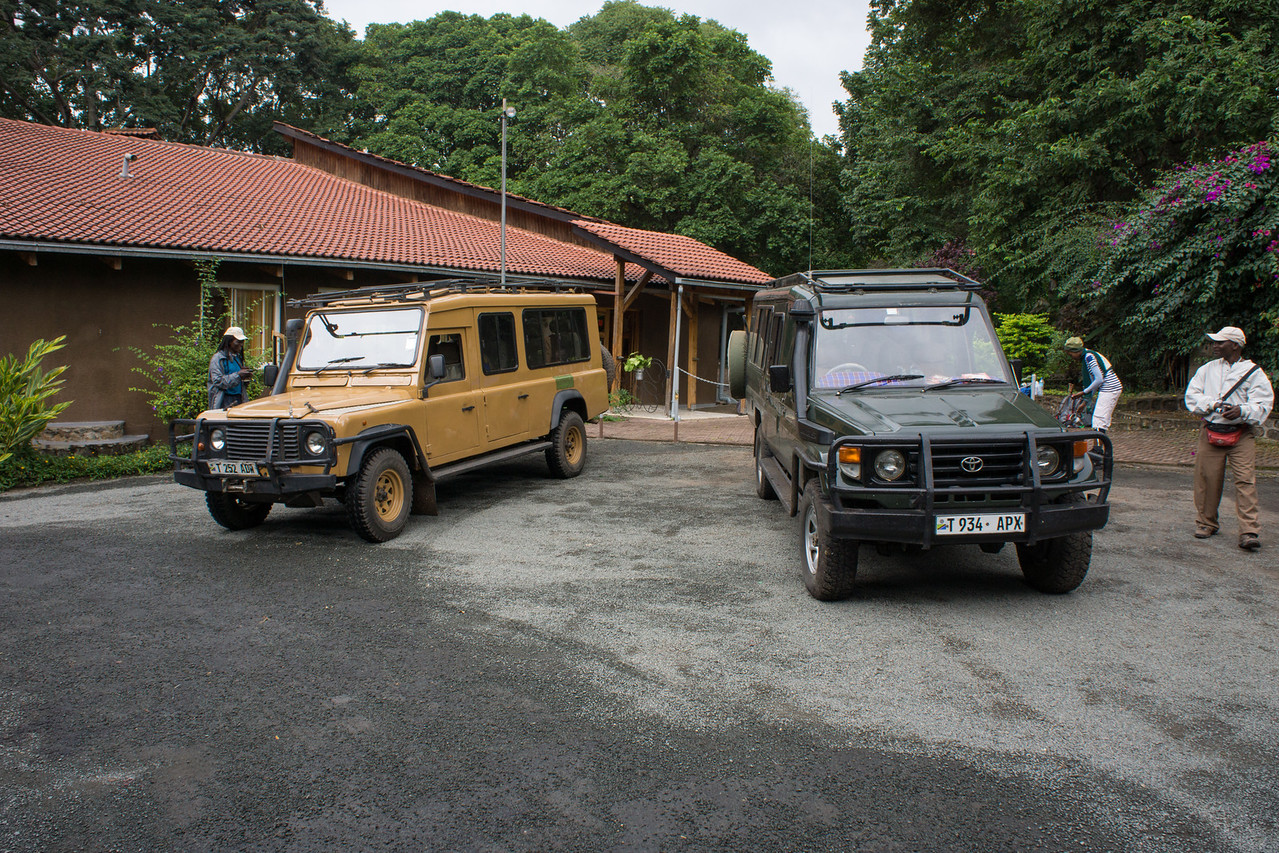 Our Land Cruisers.