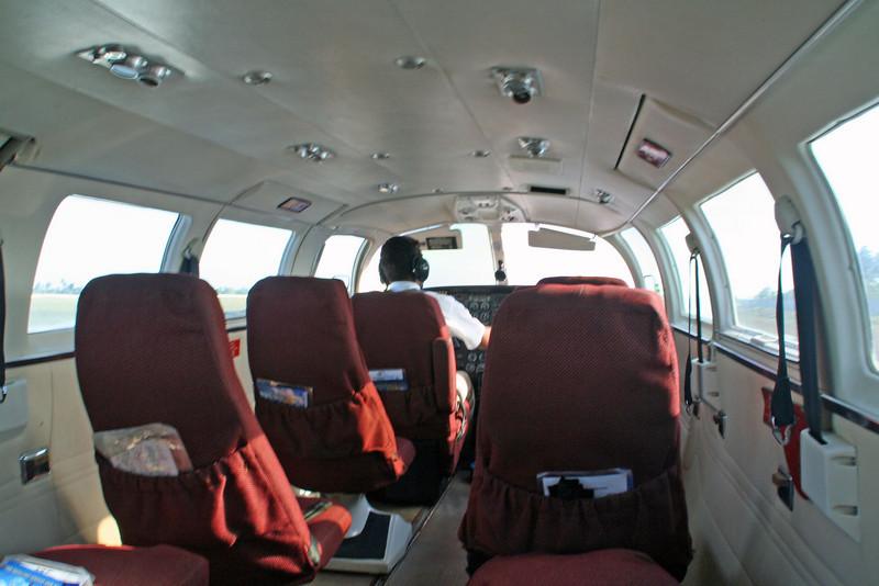 Flight from Dar es Salaam  to Arusha