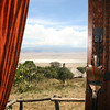 View from our Crater Lodge suite