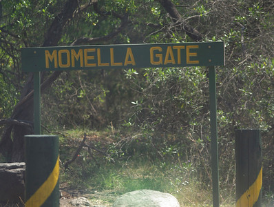Momella gate - the start of the hike up Mt. Meru.