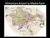 SS0010 SS0019 Kilimanjaro Airport to Mbahe Farm