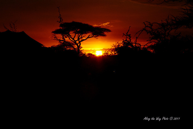 Sunset 22<br /> Sunset over by Lake Masek in the Serengeti