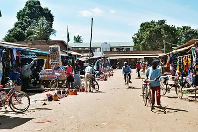 Bike town Ifakara