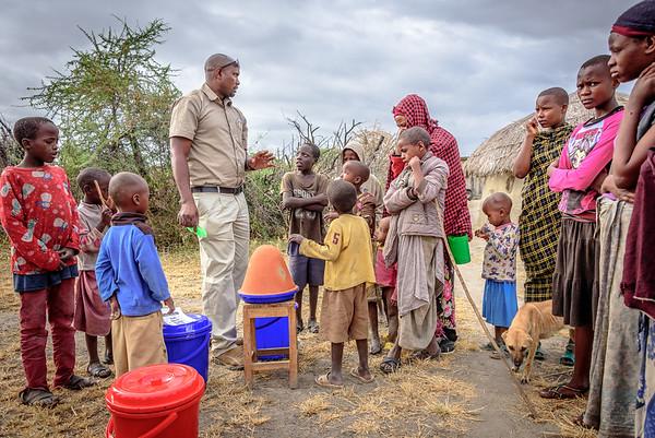 4. Maasai Village Visit