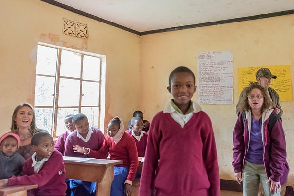 7. Schoolhouse Visit