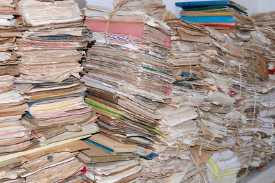 Decades worth of documents pertaining to the history of the Catholic Church in Tanzania are stored at The Episcopal Centre (TEC) at Kurasini, Dar es Salaam. An effort to catalog and archive such materials is underway.